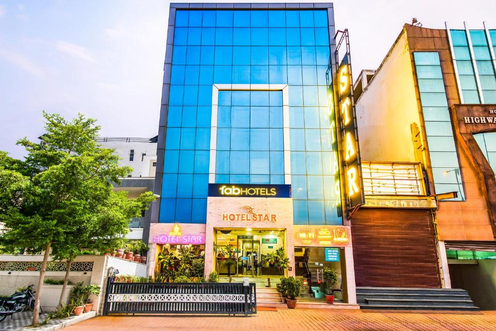 Fabhotel Star Delhi Airport New Delhi Updated 2019 Prices