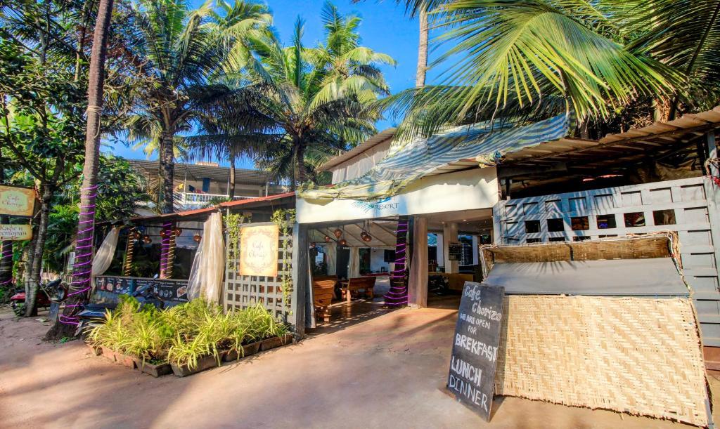 Treebo Trend Ashwem Beach Resort Goa Mandrem Updated 2020