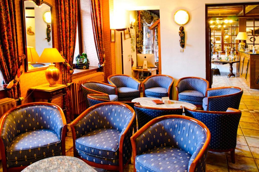 Auberge D Alsace Hotel Bouillon Belgium Booking Com