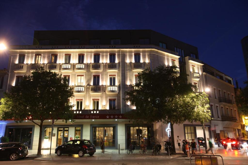 Hotel De France Valence France Booking Com