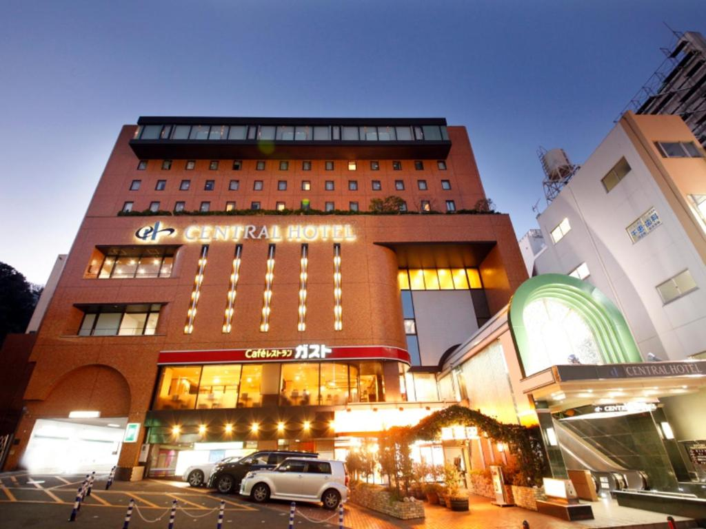 Central Hotel Yokosuka Japan Booking Com