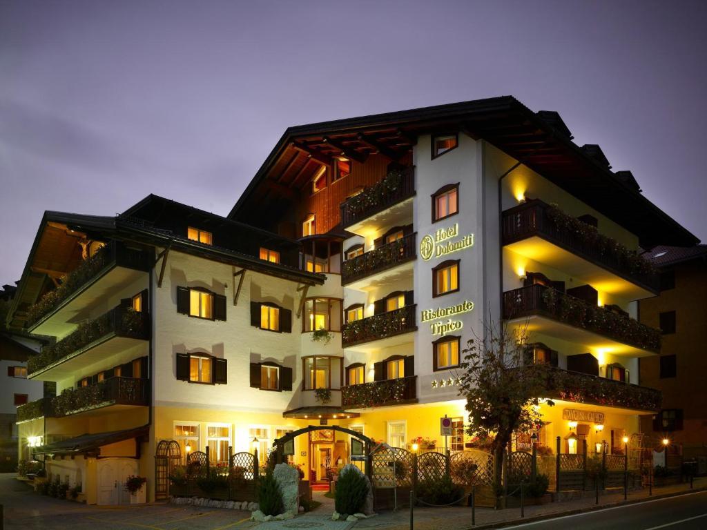 Hotel Dolomiti Moena Italy Booking Com