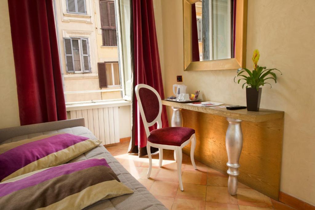 Residenza Frattina Rome Italy Booking Com