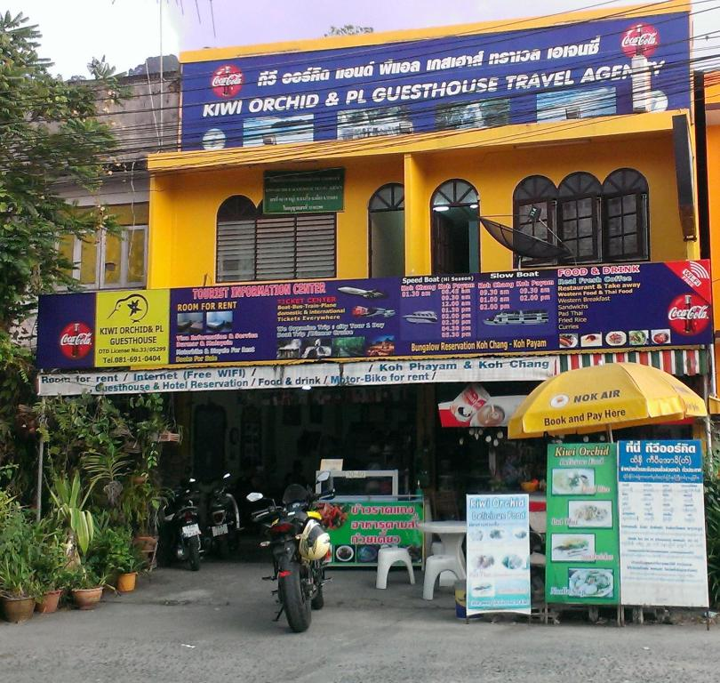 Kiwi Orchid Pl Guesthouse Ranong Thailand Booking Com