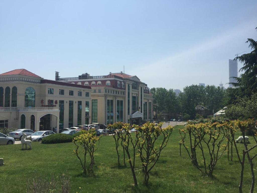 Qingdao Garden Hotel Vip House China Booking Com