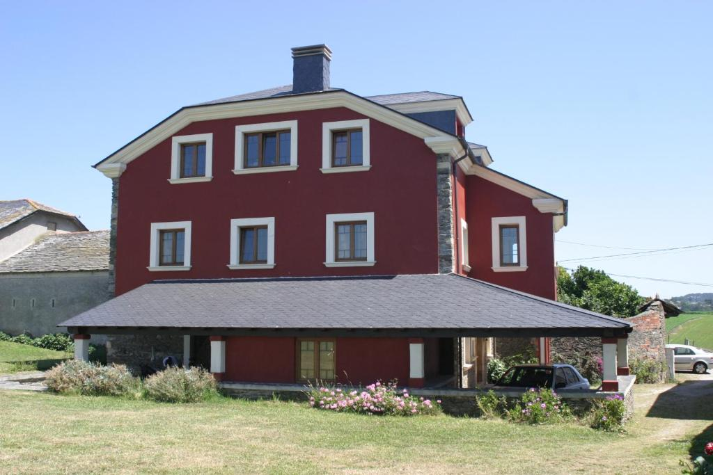 Country House Casa Fonso Villapedre Spain Booking Com