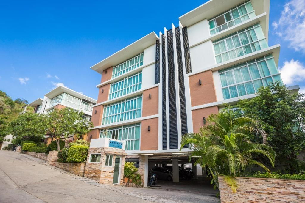 Apartment Arisara Place Bophut Thailand Booking Com