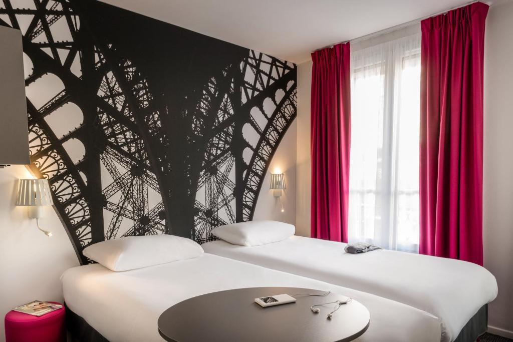 Ibis Styles Paris Eiffel Cambronne Paris Harga 2019 Terbaru
