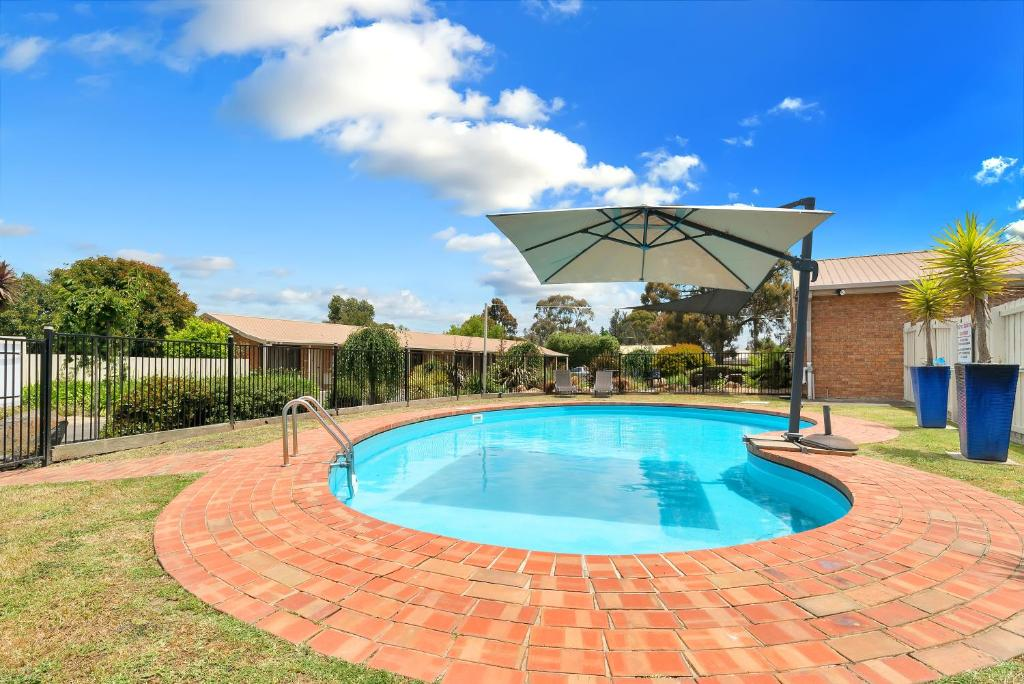 Begonia City Motor Inn Ballarat Australia Booking Com