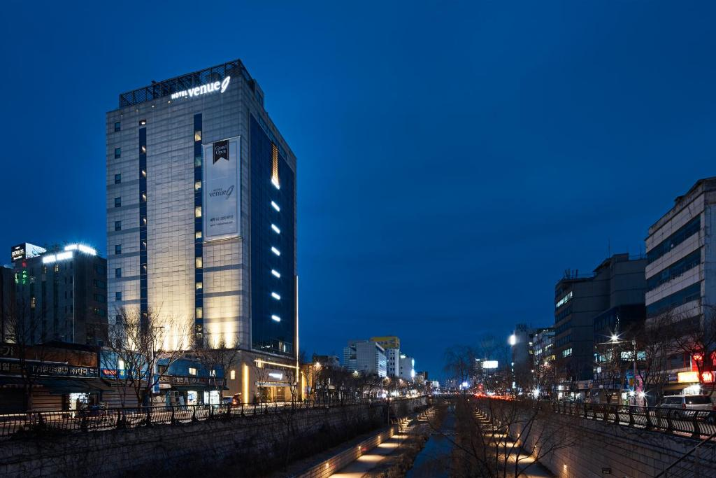 Hotel Venue G Seoul South Korea Booking Com