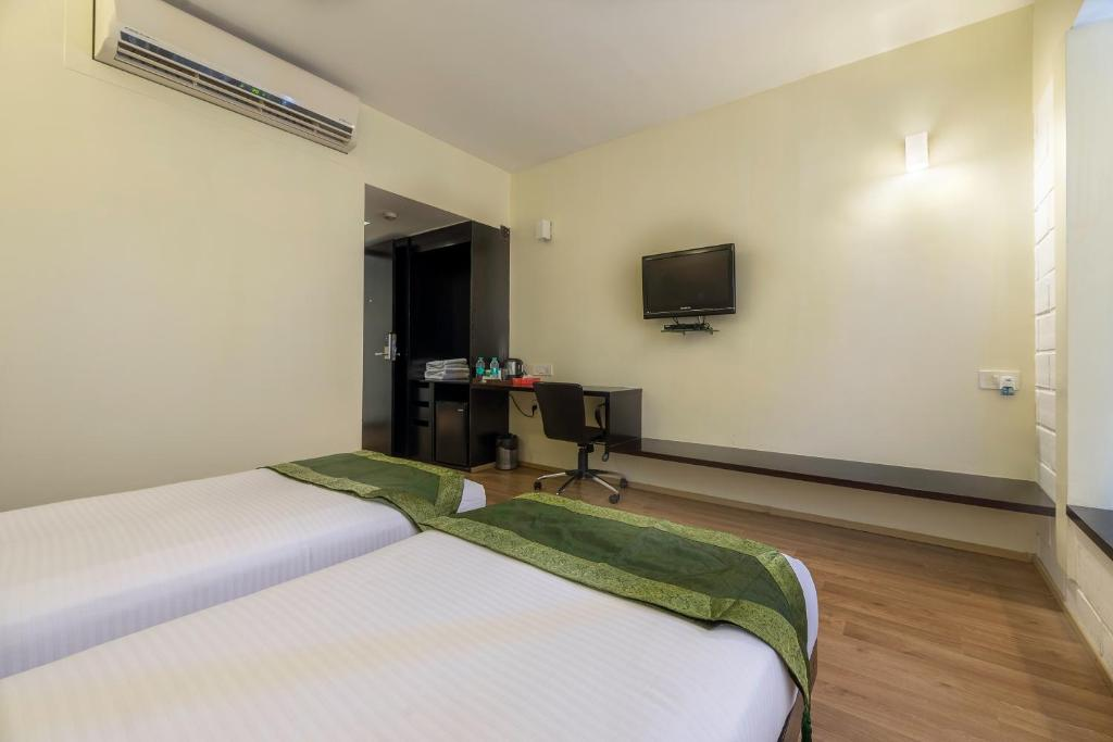 Hotel Treebo Spektrum Suites Mysore India Booking Com