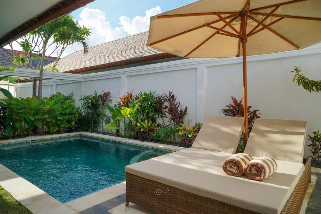 Two Lizards Beach Villas Sanur Indonesia Booking Com