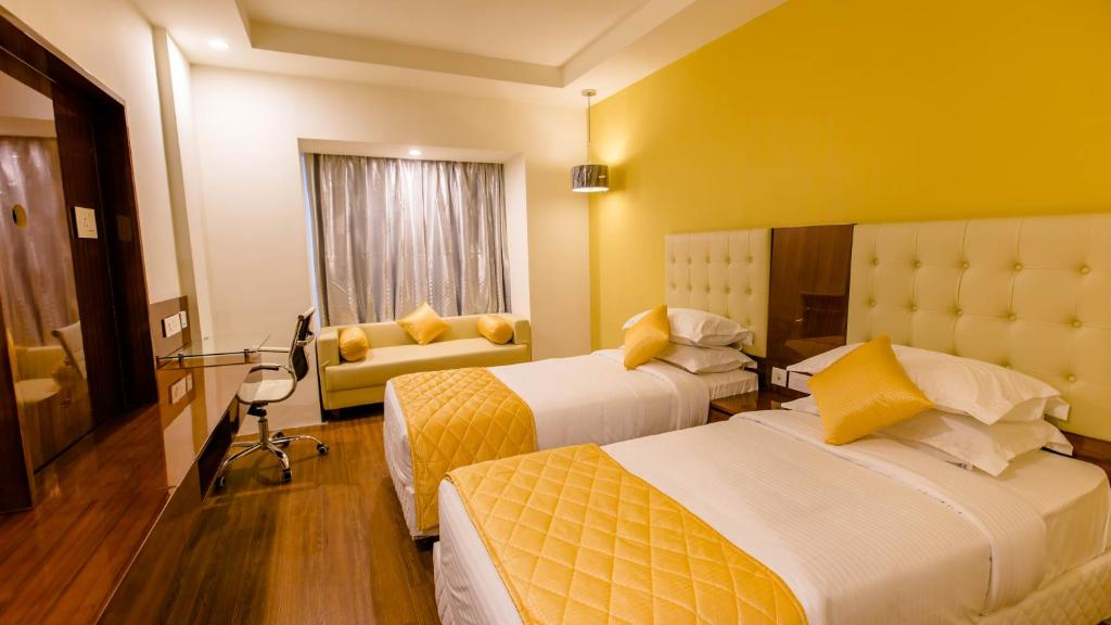 Hotel Southern Comfort Chennai India Booking Com