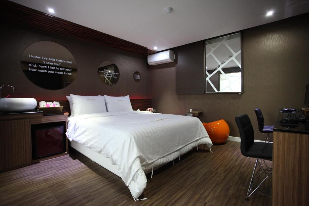 Jjak Motel Daejeon South Korea Booking Com