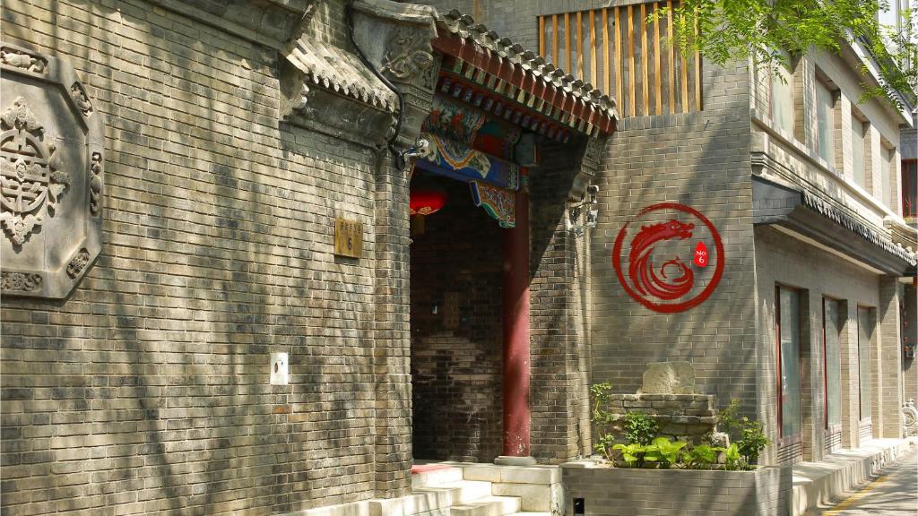 Palace Hotel Forbidden City Beijing China Booking Com