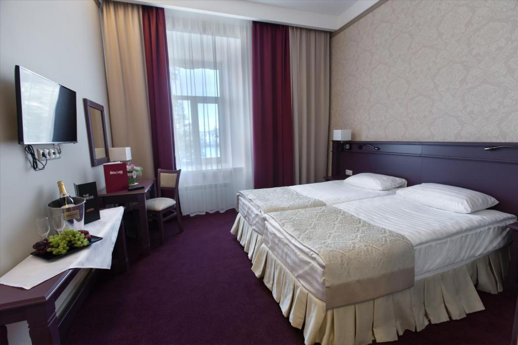 The Bridge Hotel Saint Petersburg Russia Booking Com