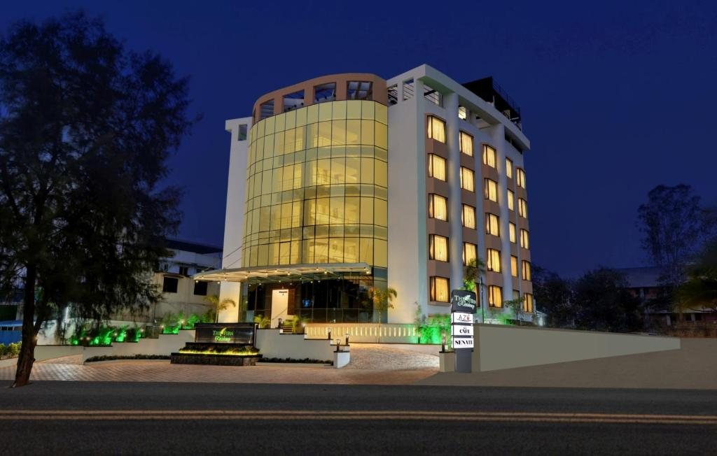 Hotel The Fern Residency Midc Pune India Booking Com
