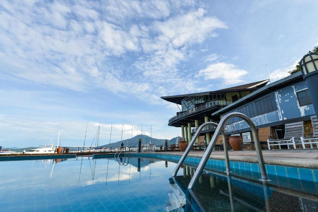 Langkawi Yacht Club Hotel Kuah Malaysia Booking Com