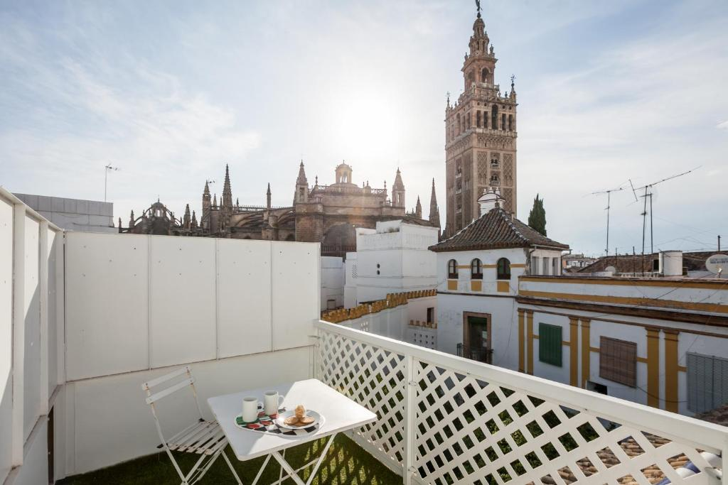 Apartment Holi Rent Santa Marta Seville Spain Booking Com
