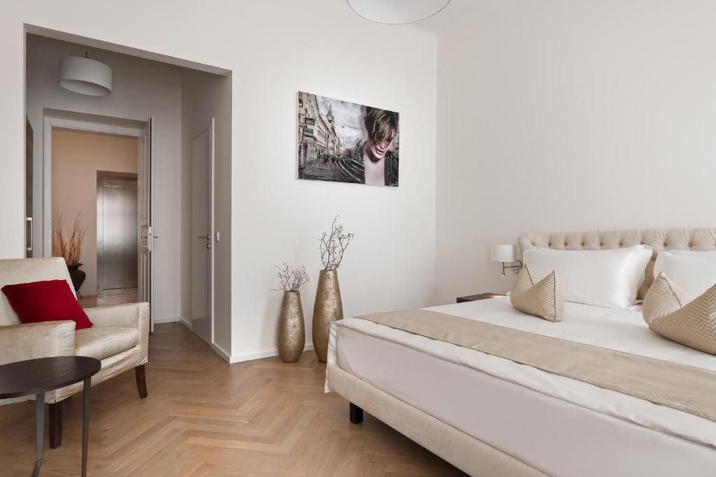 Hotel Mh Suites Palace Prague Czech Republic Booking Com