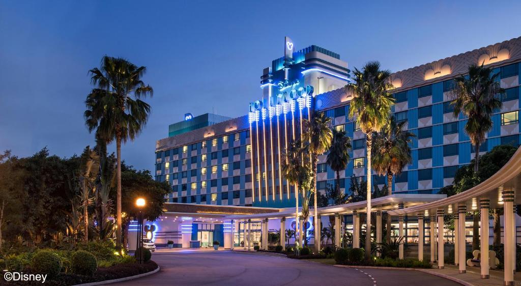 Disney S Hollywood Hotel Hong Kong Hong Kong Booking Com