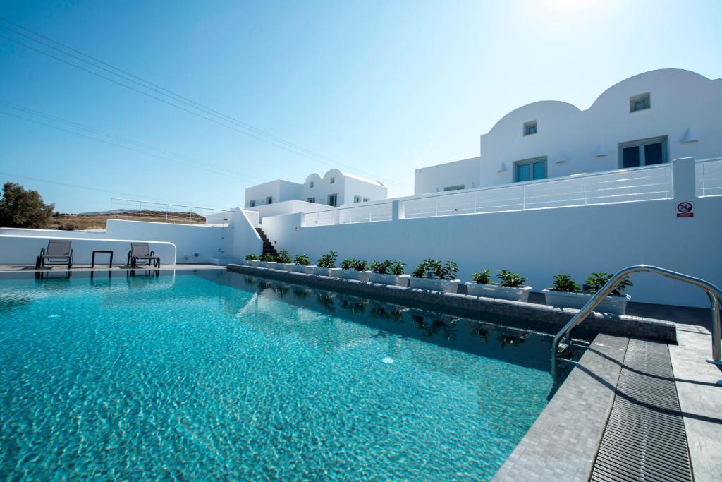 Sea And Sand Villas Karterados Greece Booking Com