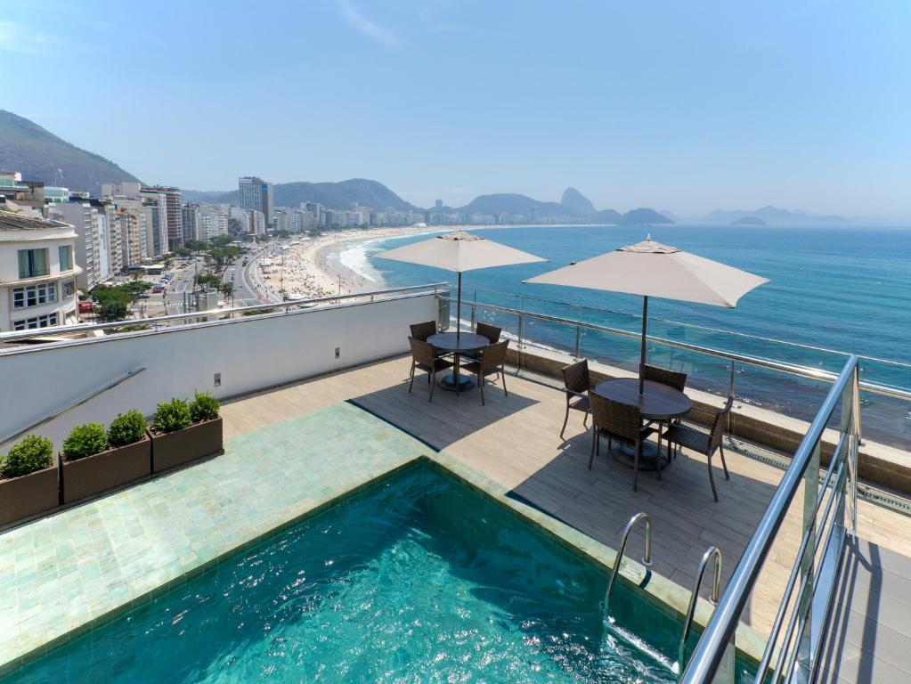 Hotel Orla Copacabana
