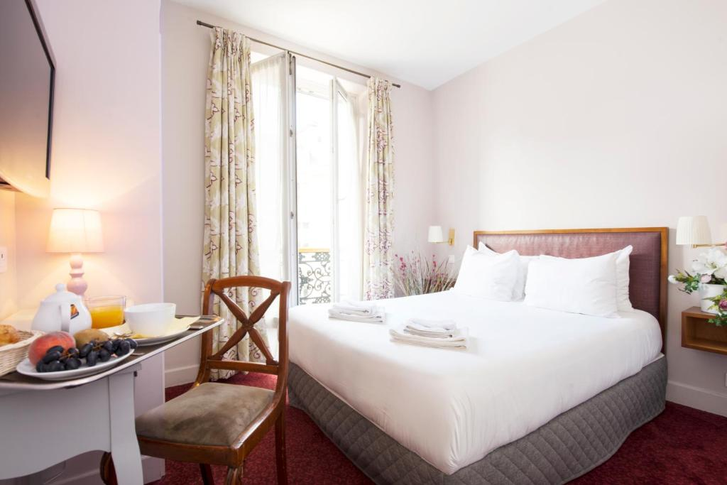 Hotel France Louvre Paris France Booking Com