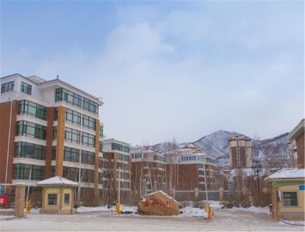 Three Bears Holiday Apartment Chongli China Booking Com