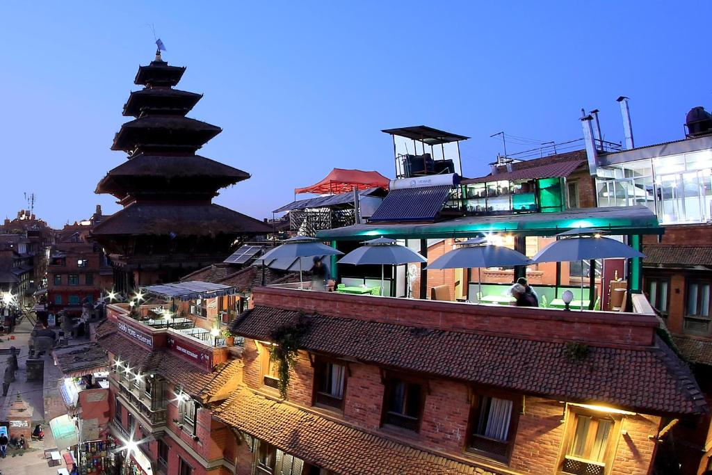 The Yeti Guest House And Rooftop Restaurant Bhaktapur