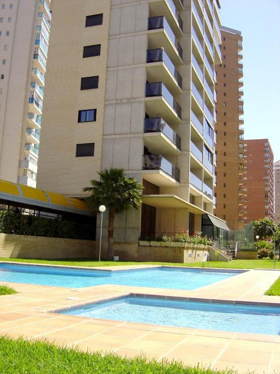 Apartment Aptmentos Torre Ipanema Benidorm Spain Booking Com