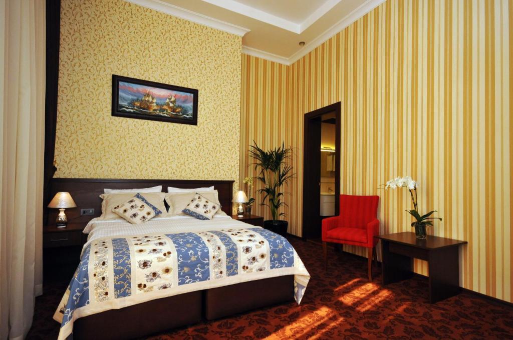 Central Park Hotel Baku Azerbaijan Booking Com
