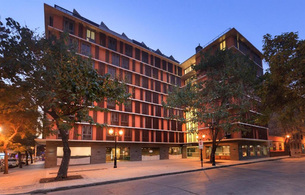 Hotel Novapark Santiago Chile Booking Com