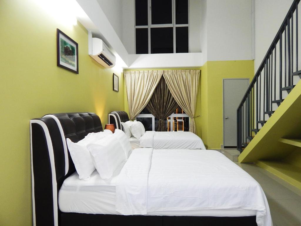 Wadi Iman Guesthouse I City Shah Alam Harga 2020 Terbaru