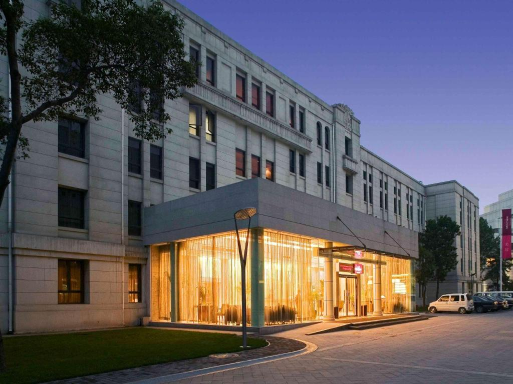 Hotel Mercure Xi An On Renmin Square China Booking Com