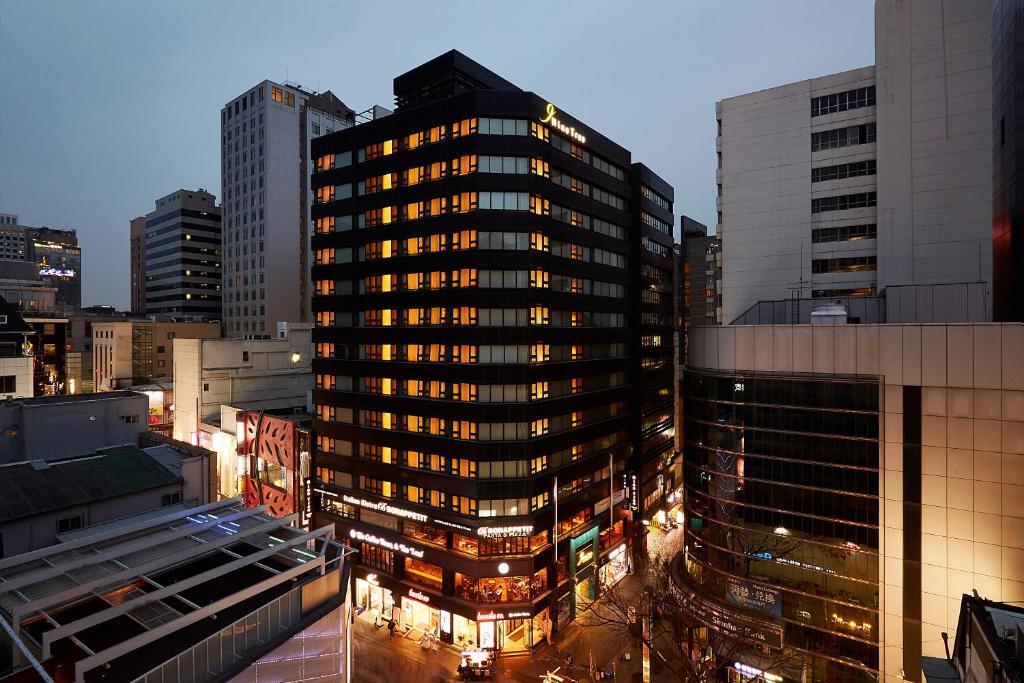 Hotel Nine Tree Myeongdong Seoul South Korea Booking Com