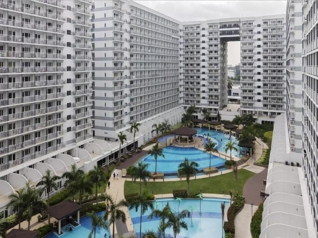 Shell Residences Moa 1br Manila Philippines Booking Com