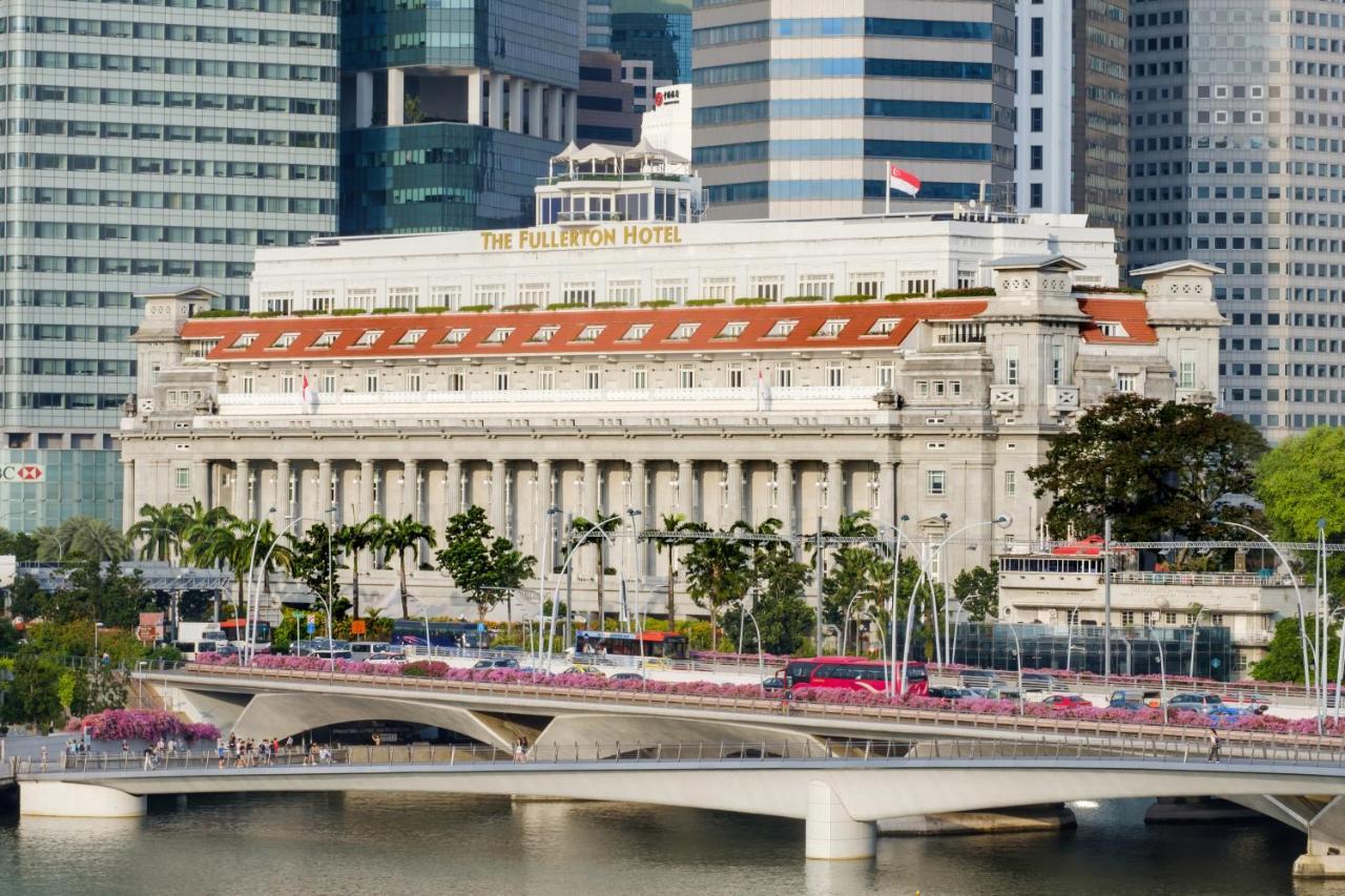 Fullerton Hotel Singapore Singapore Booking Com