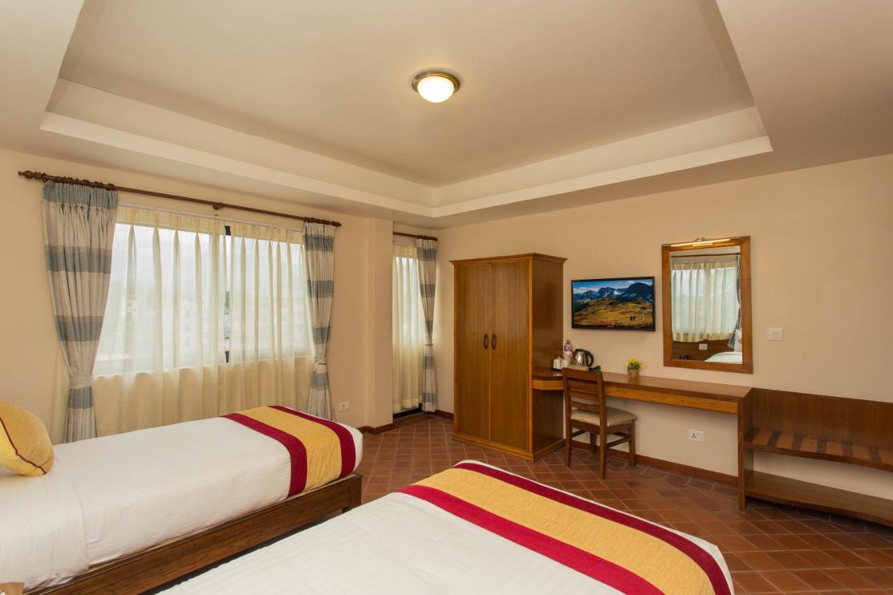 Hotel Utsab Himalaya Pokhara Harga 2019 Terbaru