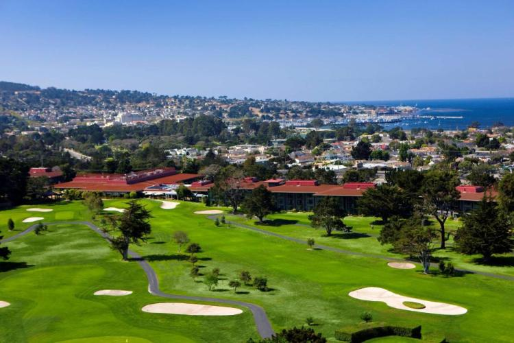 монтерей отель Hyatt Regency Monterey Hotel and Spa