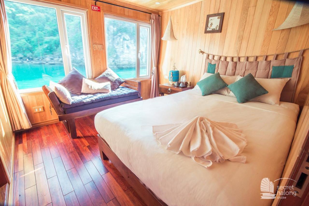 Secret Halong Cruise Ha Long Vietnam Booking Com