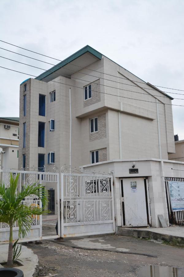 Magmercy Apartment Lagos Nigeria Booking Com