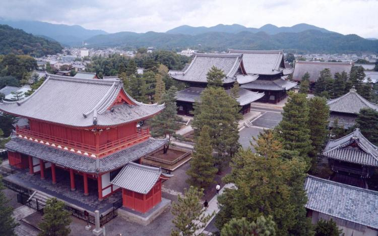 5 populaire kersenbloesem spots in Kyoto