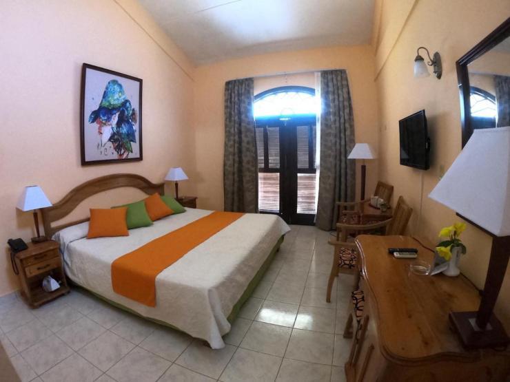 비냘레스 호텔 객실