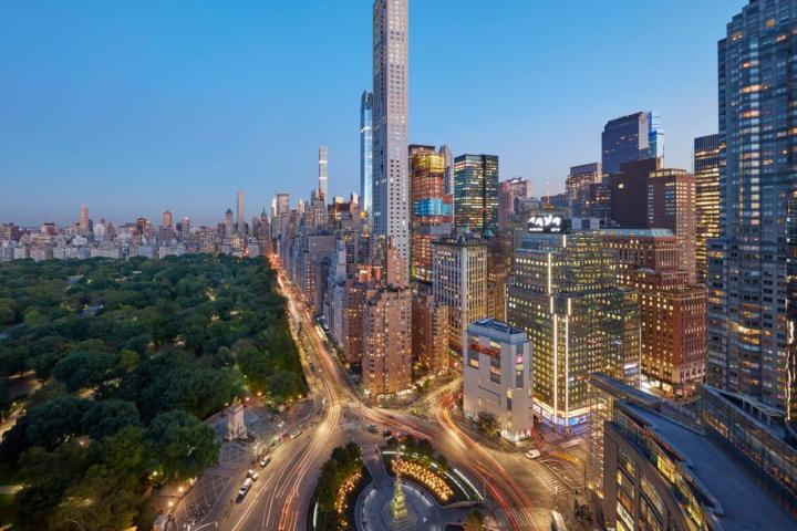 hotel mandarin oriental (usa new york) - booking