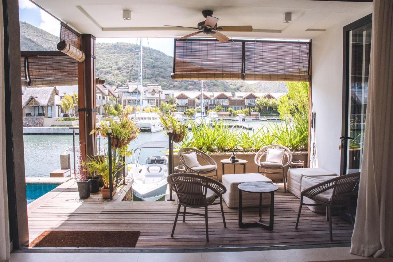 Resort West Coast Marina Riviere Noire Mauritius Booking Com