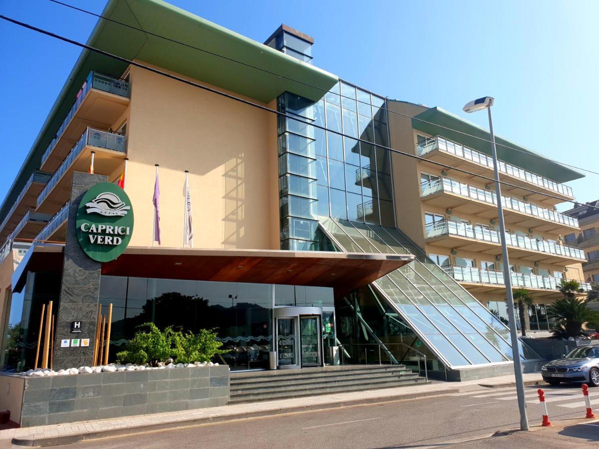 Hotel Alegria Caprici Verd Santa Susanna Spain Booking Com