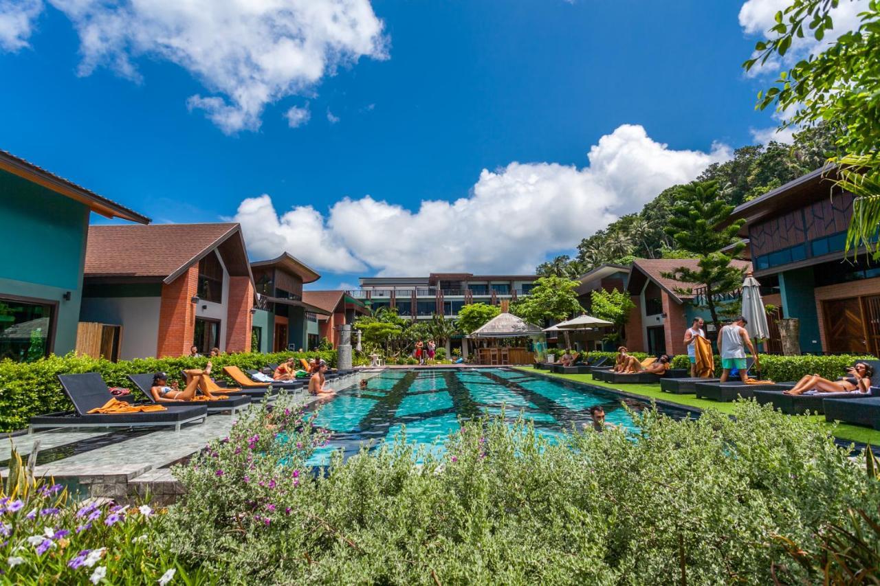 Chaokoh Phi Phi Hotel Resort Phi Phi Islands Thailand