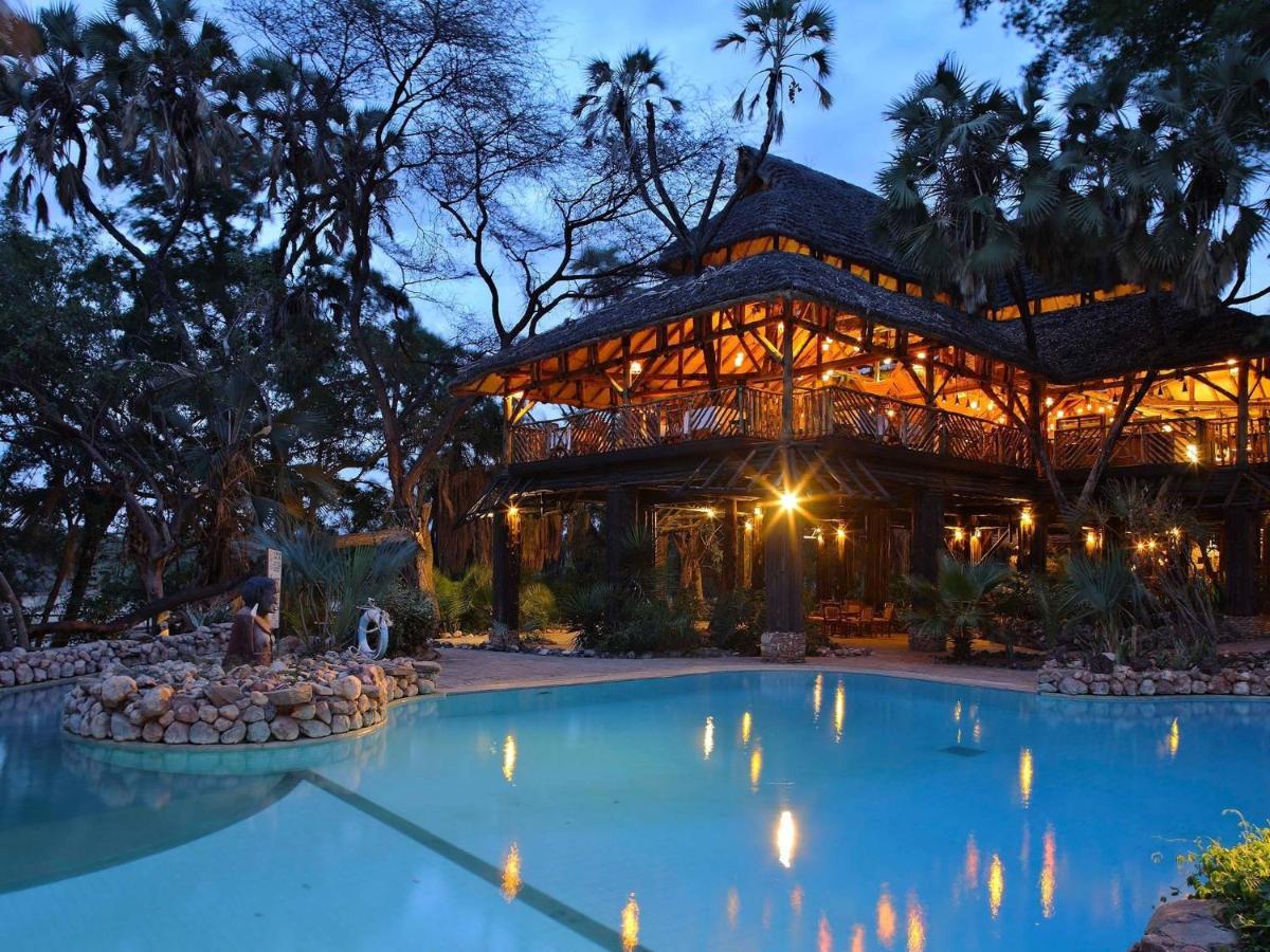 TOP LUXURY LODGES IN KENYA