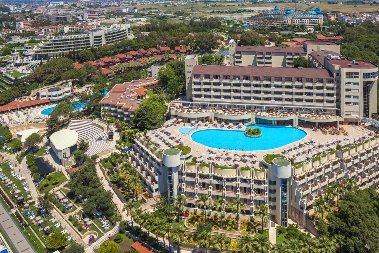 Melas Resort Hotel Side Turkey Booking Com
